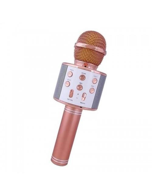 Magic karaoke microfoon draadloos met...