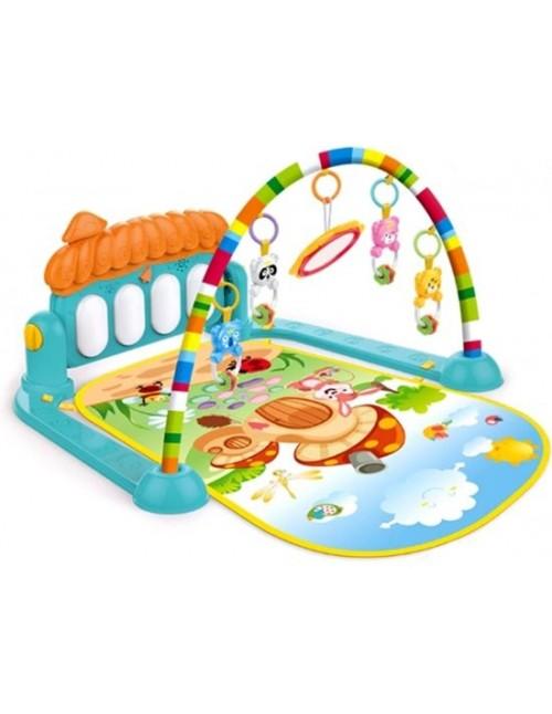 Baby Dierenvriendjes Speelmat -...