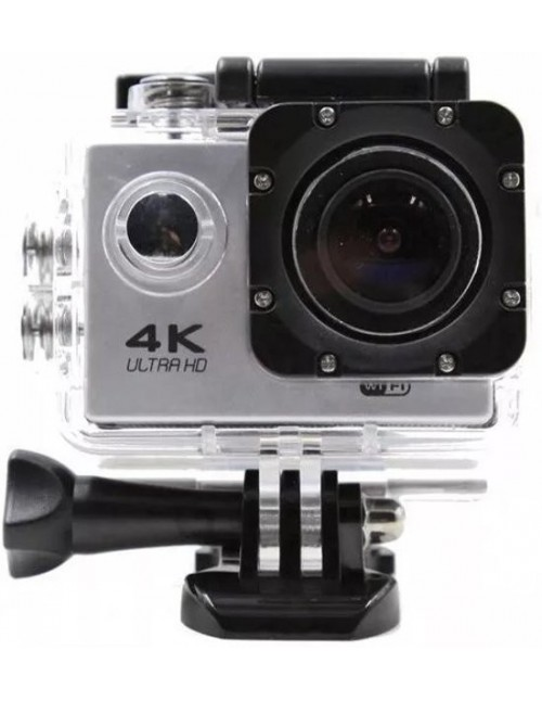 Sports Camera - 4K Ultra HD - WiFi -...